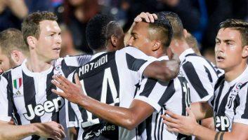 Crotone  1 - 1  Juventus