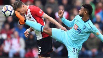 Southampton  2 - 1  AFC Bournemouth