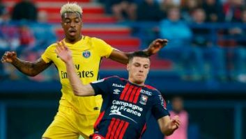 Caen 0:0 Paris Saint Germain
