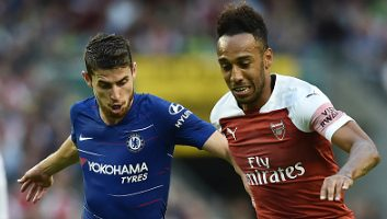 Arsenal 1 - 1 Chelsea