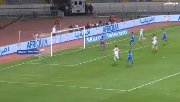 Morocco  2 - 0  Uzbekistan