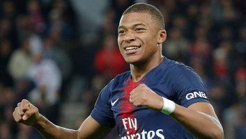 Paris Saint Germain  5 - 0  Lyon