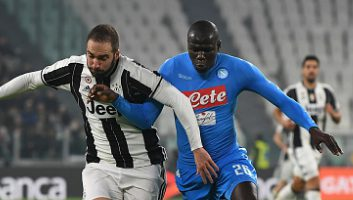 Juventus 3 - 1 SSC Napoli