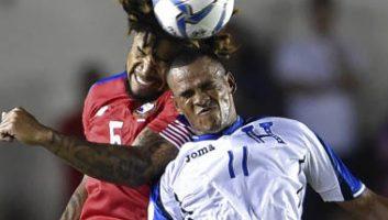 Panama 2 - 2 Honduras