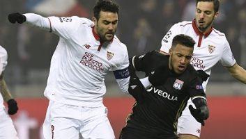 Lyon 0 - 0 Sevilla