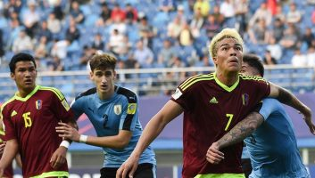 Uruguay U20 1 – 1 Venezuela U20 [PEN: 3-4]