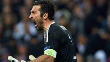 Real Madrid 1 - 3 Juventus