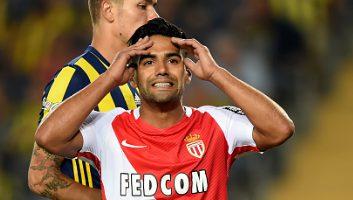 Fenerbahce 2 - 1 AS Monaco