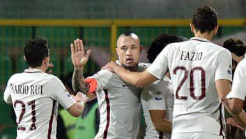 Palermo 0 - 3 Roma