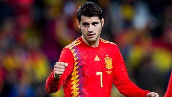 Spain  5 - 0  Costa Rica