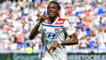 Lyon  2 - 0  Amiens