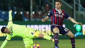 Crotone 0 - 1 Bologna