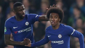 Chelsea  2 - 1  AFC Bournemouth