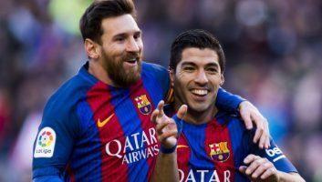 Barcelona 5 - 0 Las Palmas