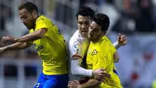 Rayo Vallecano 2 - 0 Las Palmas