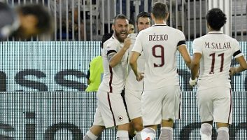 Cagliari 2 - 2 AS Roma