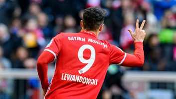 Bayern Munich 8 - 0 Hamburger SV