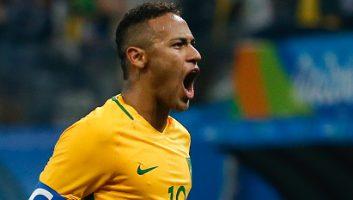 Brazil U23 2 - 0 Colombia U23