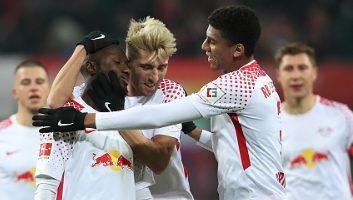 RasenBallsport Leipzig  3 - 1  Schalke 04