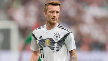 Germany  2 - 1  Saudi Arabia