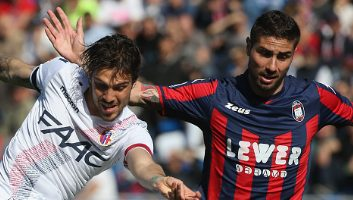 Crotone  1 - 0  Bologna
