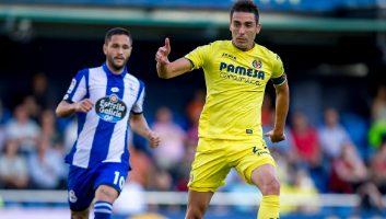 Villarreal 0 - 0 Deportivo La Coruna