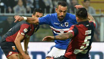 Sampdoria 2 - 1 Genoa