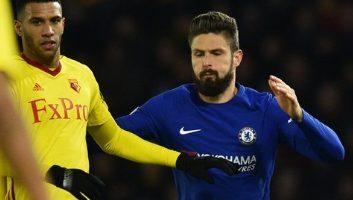 Watford  4 - 1  Chelsea