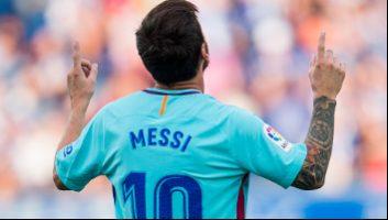 Alaves 0 - 2 Barcelona