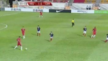 Hong Kong 4 – 2 Cambodia