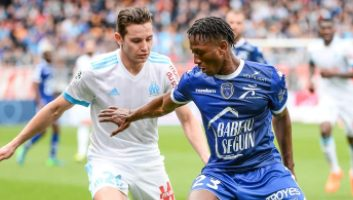 Troyes  2 - 3  Marseille