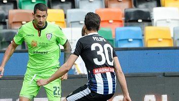 Udinese 2 - 1 Cagliari