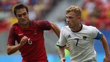 Portugal U23 0 - 4 Germany U23