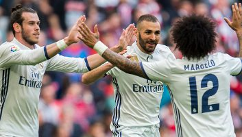 Athletic Bilbao 1 - 2 Real Madrid