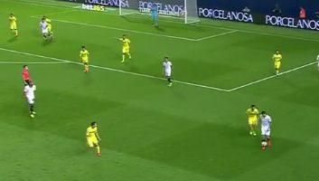 Villarreal 0 - 0 Sevilla