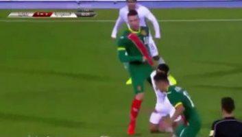 Bulgaria  1 - 0  Saudi Arabia