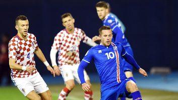 Croatia 2 - 0 Iceland