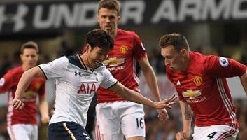Tottenham Hotspur 2 - 1 Manchester United