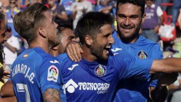 Getafe  4 - 0  Villarreal