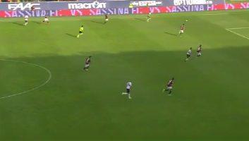Bologna 0 – 1 Genoa