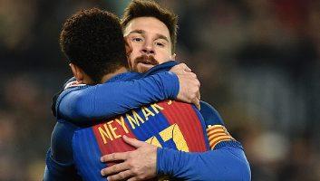 Barcelona 5 - 2 Real Sociedad