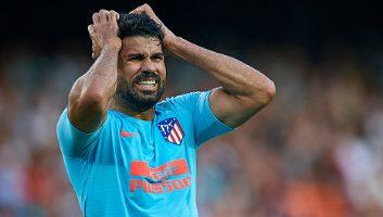 Valencia  1 - 1  Atletico Madrid