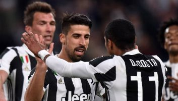 Juventus  3 - 0  Sampdoria