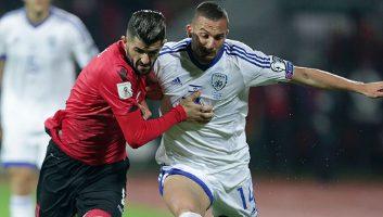 Albania 0 - 3 Israel