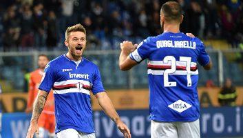 Sampdoria  2 - 1  SPAL