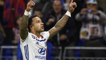 Lyon 3 - 2 Nice
