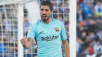 Leganes  0 - 3  Barcelona