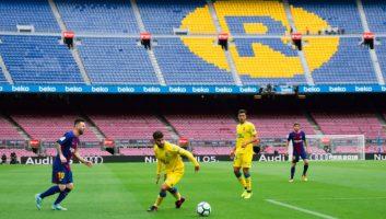 Barcelona  3 - 0  Las Palmas