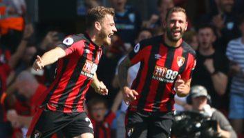 AFC Bournemouth  1 - 0  Swansea City