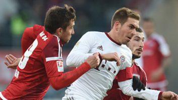 Ingolstadt 0 – 2 Bayern Munich